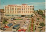 CPI (B7370) CARTE POSTALA - PITESTI. HOTEL MUNTENIA, 1977, Circulata, Fotografie