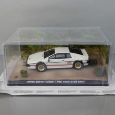 Lotus Esprit Turbo James Bond, 1/43 - Macheta auto