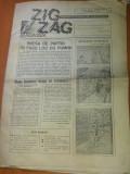 "ziarul zig-zag aprilie 1990- articolul "" nadia comaneci incepe sa vorbeasca ? """