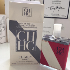 Tester Carolina Herrera CH 100 ml - Parfum barbati Carolina Herrera, Apa de parfum