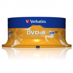 DVD-R VERBATIM INKJET PRINTABILE 4, 7GB 16x