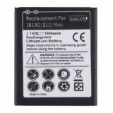 Baterie 1900 mAh pentru Samsung Galaxy S3 Mini i8190  + folie