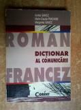 A. Gancz, s.a. - Dictionar al comunicarii roman-francez