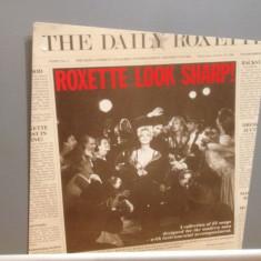 ROXETTE - LOOK SHARP (1988/EMI REC/HOLLAND) - Vinil/Impecabil (NM)