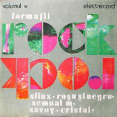 Formatii Rock 4 (LP) - Muzica Rock Altele, VINIL