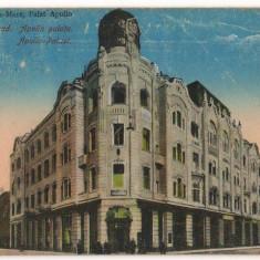 CPI (B7363) CARTE POSTALA - ORADEA MARE. PALAT APOLLO, 1926 - Carte Postala Crisana dupa 1918, Circulata, Fotografie