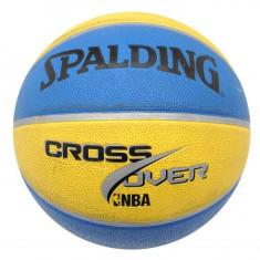 Minge Baschet Spalding Cross - Originala - Anglia - Marimea Oficiala 7, Marime: 7