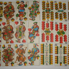 Carti de joc - Magyar kartya - Carti poker