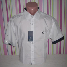 Camasa Polo Ralph Lauren - Camasa barbati Polo By Ralph Lauren, XXL, Maneca scurta