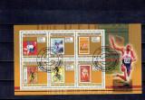 Guinea - olympics - timbre