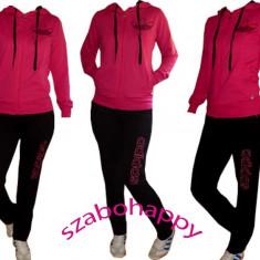 Trening Adidas pentru dama. - Trening dama Adidas, Marime: M, L, XXL, Culoare: Roz, Bumbac