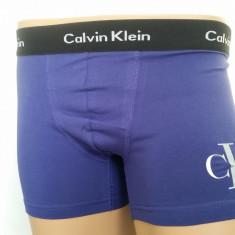 Boxeri Chiloti CALVIN KLEIN FB-129 - Chiloti barbati, Marime: Alta, Culoare: Mov