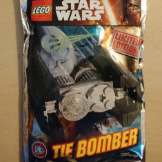 Lego Star Wars Limited Edition Tie Bomber 911613, 6-10 ani
