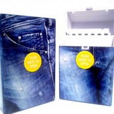 Tabachera Clic Box Jeans