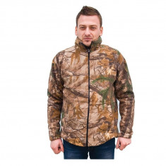 Jacheta fleece camuflaj Baracuda - Imbracaminte Pescuit Baracuda, Marime: L, XL