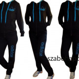 Trening Adidas pentru dama. - Trening dama Adidas, Marime: M, L, Culoare: Bleumarin, Bumbac