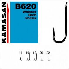Carlige Kamasan B620 Nr 14 16 18 / 10 bucati plic KHPB620014 - Carlige Pescuit