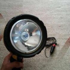 Lanterna profesionala de mana cu acumulator