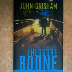 John Grisham - Al doilea caz al lui Theodore Boone rapirea - Carte politiste