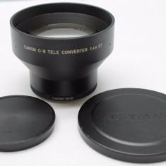 Vand CANON C-8 Tele Converter 1.4x67 - Teleconvertor Obiectiv Foto