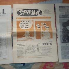 Lot sase ziare si reviste postdecembriste 1990 Papagalul, Dimineata etc.