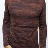 Pulover Armani - pulover barbati pulover slim fit pulover toamna cod 106, Marime: M, XL, Culoare: Din imagine