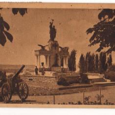 CPI (B7356) CARTE POSTALA - TURNU SEVERIN - MONUMENTUL EROILOR, RPR - Carte Postala Oltenia dupa 1918, Circulata, Fotografie