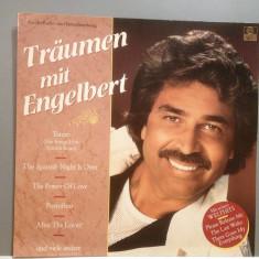 ENGELBERT HUMPERDINCK - DREAMING WITH  (1986/ARIOLA/RFG) - Vinil/Impecabil (M-)