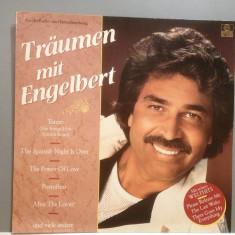 ENGELBERT HUMPERDINCK - DREAMING WITH (1986/ARIOLA/RFG) - Vinil/Impecabil (M-) - Muzica Pop