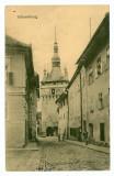 2348 - Mures, SIGHISOARA - old postcard - unused, Necirculata, Printata