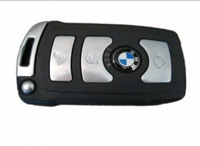 Cheie Completa BMW E65 Seria 7 4 butoane 868mhz foto