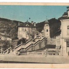 CPI (B7383 bis) CARTE POSTALA - PIATRA NEAMT. SCARICICA SI TURNUL SF. ION, 1959 - Carte Postala Moldova dupa 1918, Circulata, Printata