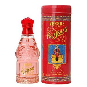 Versace Red Jeans EDT 75 ml pentru femei