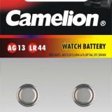 BATERIE ALKALINA AG13 CAMELION - GERMANIA - Baterie ceas