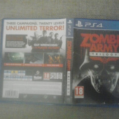 ZOMBIE ARMY TRILOGY - PS4 - Jocuri PS4, Shooting, 18+, MMO