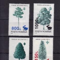 ROMANIA 1998, LP 1456, SPECII FORESTIERE 94 SUPRATIPAR FAUNA MNH - Timbre Romania, Nestampilat