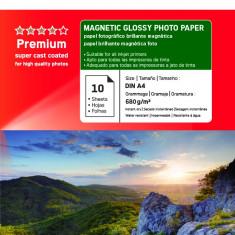 HARTIE FOTO MAGNETICA AGFA 680G/10COLI - Hartie foto imprimanta