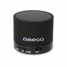OMEGA BLUETOOTH SPEAKER v3.0 OG47 BLACK - Boxe PC