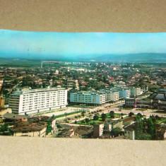 Ploiesti blocuri comuniste Prahova 1965 circulata 2+1 gratis RBK19584 - Carte postala tematica, Necirculata, Fotografie