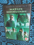 MATRIX REVOLUTIONS (2 DVD-uri cu KEANU REEVES - ORIGINALE!)