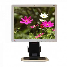 Monitor 17 inch LCD HP L1750, Silver & Black, Garantie pe Viata - Monitor LCD HP, 1280 x 1024