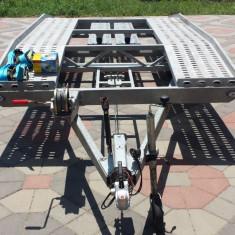 Vand platforma transport auto 2axe - Utilitare auto PilotOn