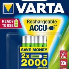 Acumulatori Varta AA 2600 mAh blister 2 buc