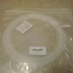 Filament ABS 1.75 mm - rola 10 m - transparent - pt Creion 3D