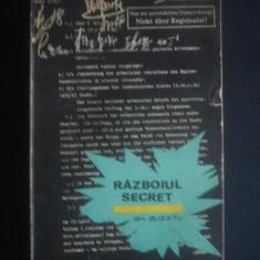 GH. BUZATU - RAZBOIUL SECRET - Istorie