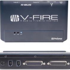 Extensie, card de sunet 96KHz Presonus V-Fire pt. studio audio-live