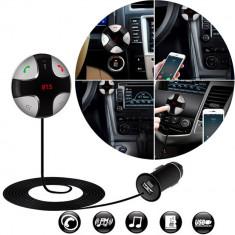 MODULATOR FM BLUETOOTH TRANSMITTER - Modulator FM auto, Modulator FM Stereo