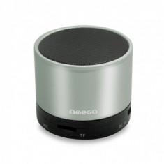 OMEGA BLUETOOTH SPEAKER v3.0 OG47 SILVER - Boxe PC