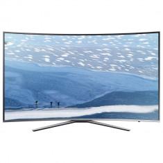 Televizor LED Curbat Smart Samsung, 123 cm, 49KU6502, 4K Ultra HD, 125 cm, Smart TV