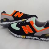 New Balance 574 model nou - Adidasi barbati New Balance, Marime: 44, Culoare: Verde, Textil